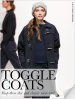 The Trend—Bundle Up In A Toggle